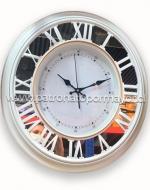 Reloj de Pared x1 Und. Medida: 50 cm x 50 cm.