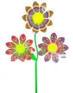 Remolino Flor Multicolor x 6 Unds.
