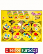 x6 Set de Resorte Emoji