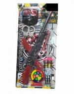 Escopeta + Equipamiento x 3 Unidades