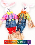 6 Set Adorno de Pascua