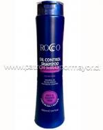 Shampoo ROCCO Cabello Graso 400 ml x 3 unid