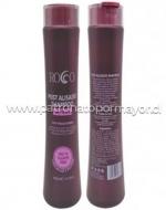 Shampoo ROCCO Actiliss Post Alisado 400 ml x 3 unid
