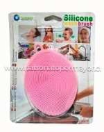 Cepillo Lavado de Silicona x 6 Unidades