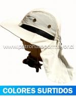 Sombrero Legionario x 12 Unds.