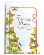 Tarjeta del Día de la Madre x 10 Und