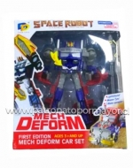 Optimus Prime Transformers x 3 Unidades