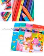 Lacipes de colores x 1 Docena
