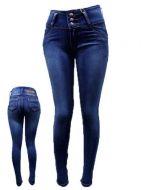 Jeans Dama  x 6 Unds. Tallas : 38 - 48