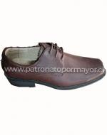 Zapatos Eco Cuero Hombre x 12 Pares Talla: 38 - 43