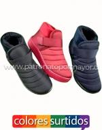 Zapatillas de Dama x 24 Pares Talla: 36 - 41
