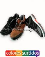 Zapatillas de Hombre Interior Chiporro x 30 Pares Talla: 40 - 45