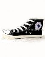 Zapatillas de Lona con Caña x 12 Pares Talla: 30 - 35