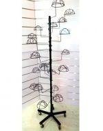 Modulo para Exhibir Gorros o Sombreros x 2 Unds.